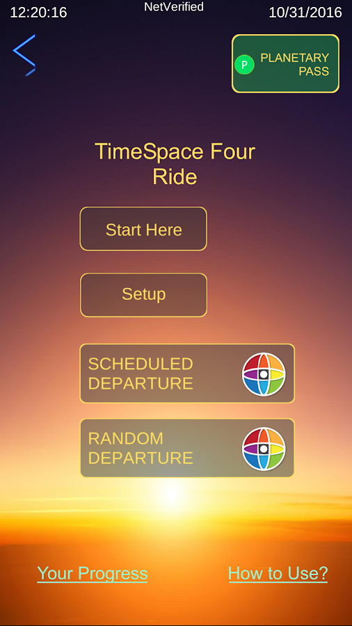 TimeSpace Four- screenshot