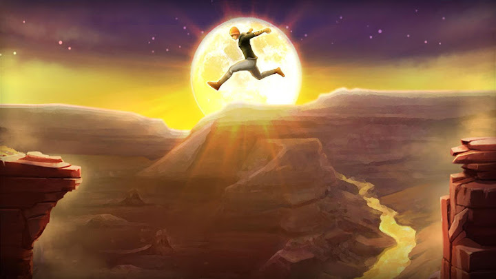 Sky Dancer Run - Running Game Android App Screenshot