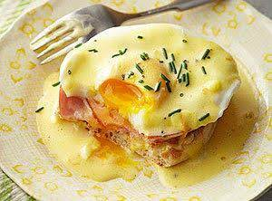 Eggs Benedict A La Ellen, Part Recipe 2