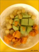 芙玉豆腐冰