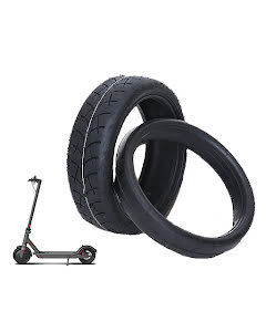 Outer and inner tire for elscooter with 8.5, Xiaomi M365, Xiaomi M365 Pro m fl (Kit)