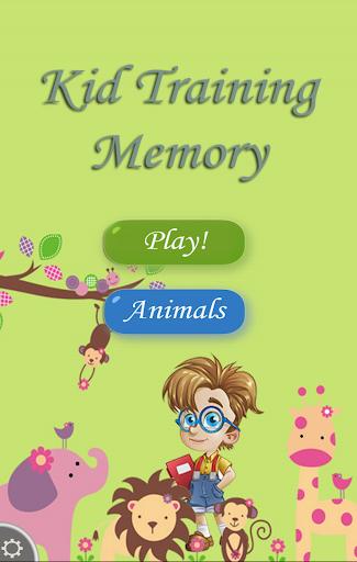 Kid Training Memory - Kid Soft