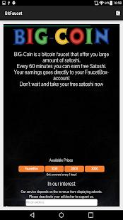 BitFaucet - Faucet Rotator screenshot