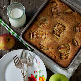 No Flour Apple Cake Recipes