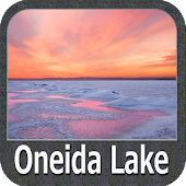 Oneida Lake GPS Map Navigator