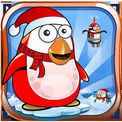 Penguin's Xmas Fun - The Christmas Game (game)