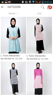 elhijab- gambar mini screenshot