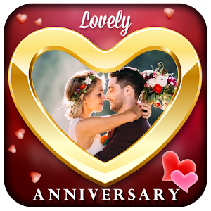 anniversary photo frames new