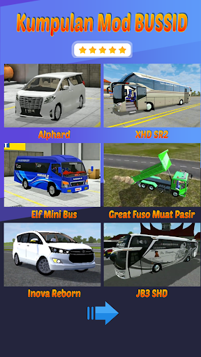 Kumpulan MOD BUSSID App Report on Mobile Action - App Store