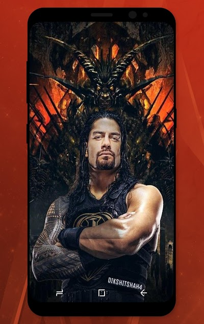 Roman Reigns Hd Wallpapers 2018 Apk Download Apkindocoid
