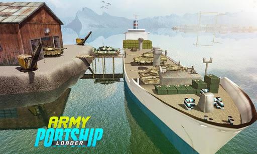 Military Cargo Loader Truck 1.0.3 screenshots 2