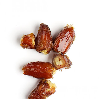 Walnut-Stuffed Dates.