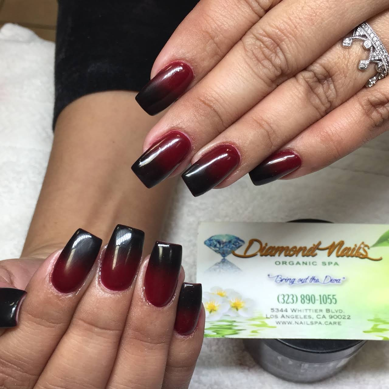 Organic Manicure Los Angeles – Papillon Day Spa
