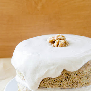 Banana Yogurt Breakfast Cake.