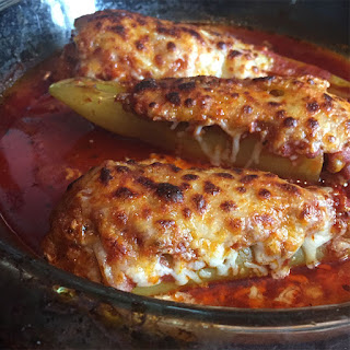 Italian Sausage Stuffed Banana Peppers Recipes