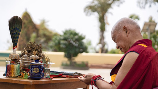 When You Generate Bodhichitta It Is for Everyone You See!
