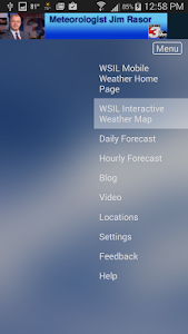 Wsil Weather The Wsil Weather App Gives You The Latest Weather For Our Viewing Region Android Weather Apps