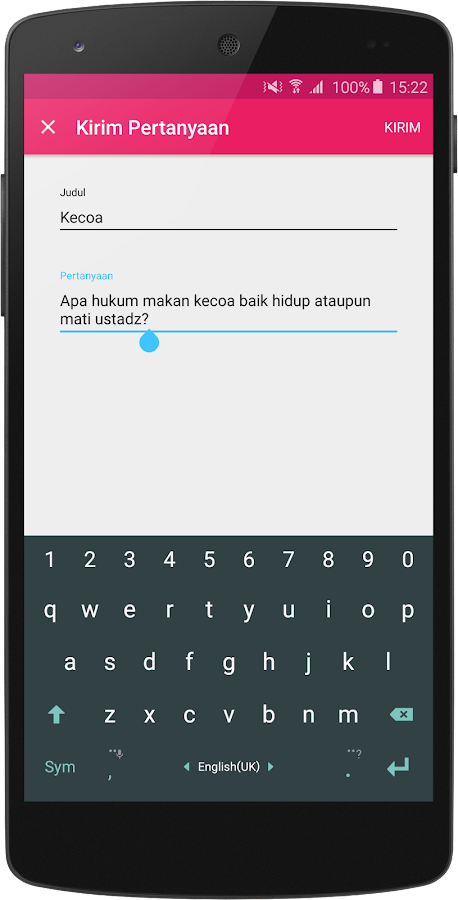 Tanya Ustadz- screenshot