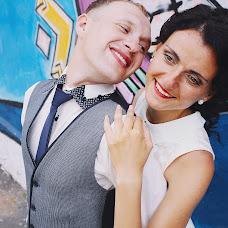 Wedding photographer Aleksandra Kapitanovich (alexandrusha). Photo of 22.07.2015