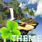 Tema Tropical GO Launcher EX icon