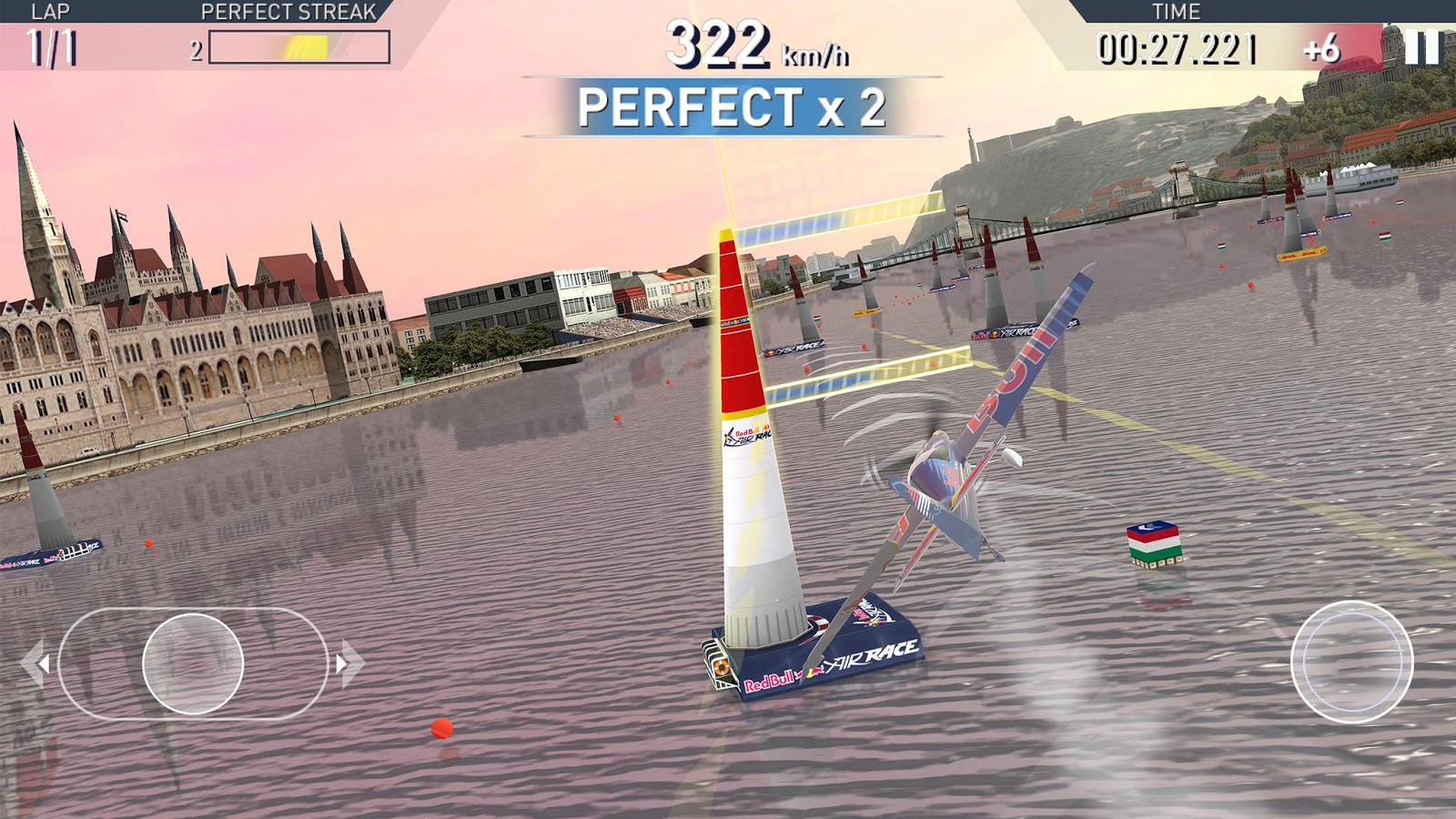 Red Bull Air Race The Game- screenshot