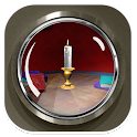 Amazing Candle LiveWallpaper icon