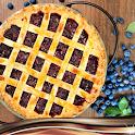 collage de la foto del pastel icon