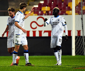 Krépin Diatta KV Mechelen - Club Brugge