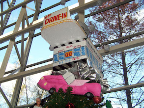 Photo: Drive-In At The Top Of The Tree