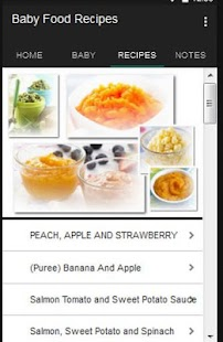 Home made baby recipes android apps on google play home made baby recipes screenshot thumbnail forumfinder Choice Image