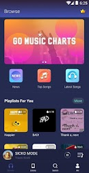 GO Music  -  Free online&offline music,on demand APK screenshot thumbnail 1
