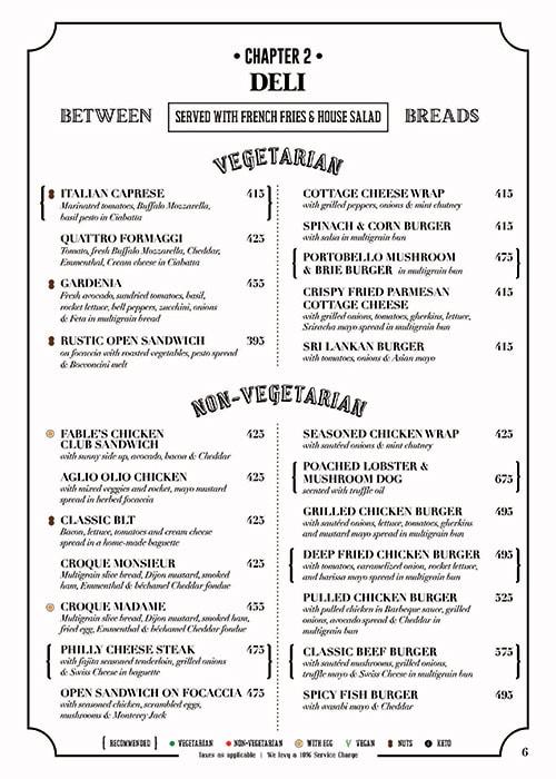 Fable menu 10