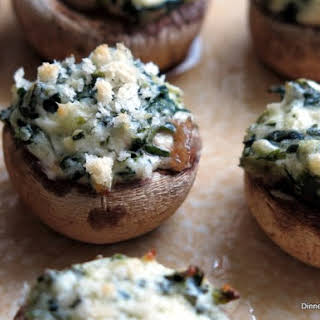 Easy Stuffed Mushrooms With Breadcrumbs Recipes.