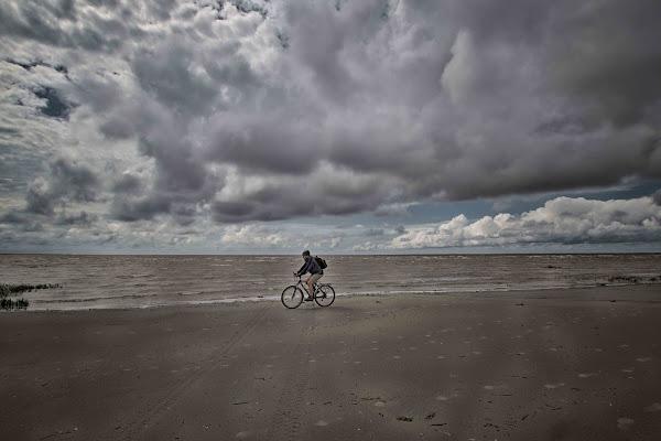 il cielo sopra il baltico di antonioromei