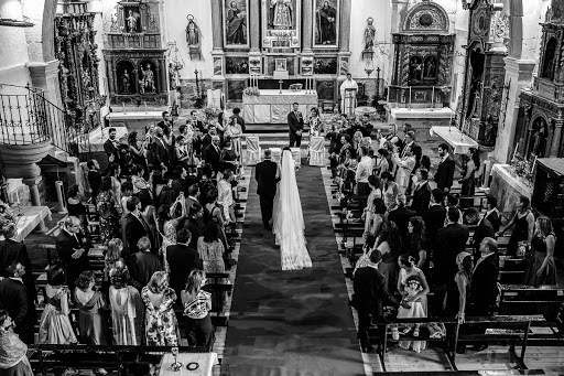 Fotógrafo de bodas Javi Calvo (javicalvo). Foto del 01.04.2019