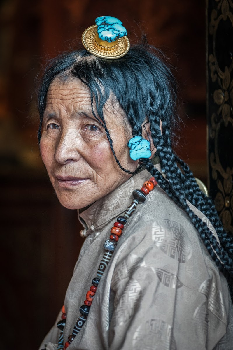 Pellegrino Tibetano di laurafacchini