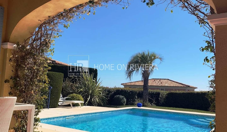 Villa avec piscine Villeneuve-Loubet