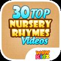 30 Top Nursery Rhymes Videos icon
