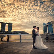 Wedding photographer Sam Tan (depthofeel). Photo of 11.01.2015