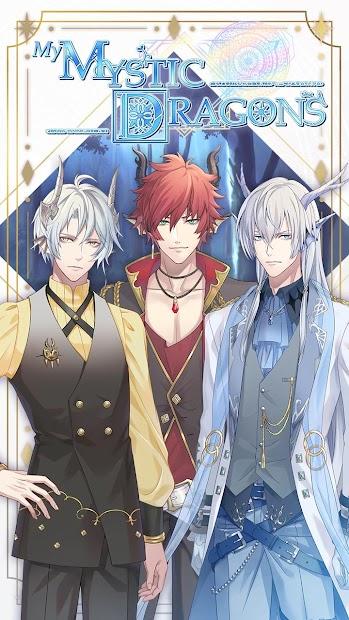 My Mystic Dragons:Romance you choose screenshot 4