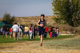 Photo: High School Boys - 2 Mile Pasco Bulldog XC Invite @ Big Cross  Buy Photo: http://photos.garypaulson.net/p903385079/e457ad83e