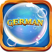 Learn German Bubble Bath Game