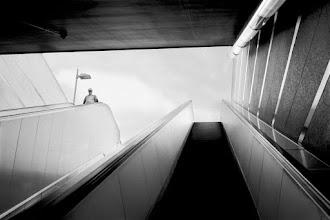 Photo: Downwards Κεραμεικός, σταθμός μετρό