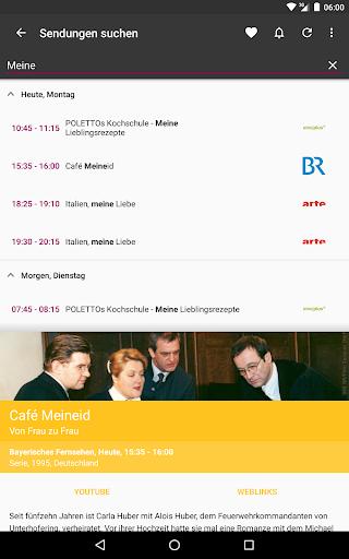 Prime Guide TV Programm 2.12.2 screenshots 18