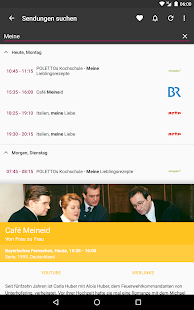 Prime Guide TV Programm Screenshot