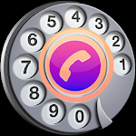 Rotary phone - PhoneDialer