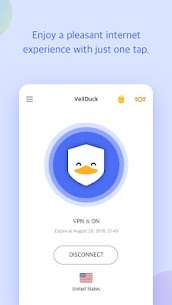 Veilduck VPN App Download For Android and iPhone 3