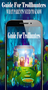 Guide For Trollhunters - náhled