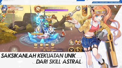 Astralu00a0Guardians:u00a0Cyber Fantasy screenshots 4