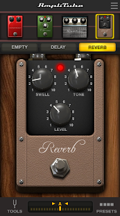 AmpliTube UA- screenshot thumbnail